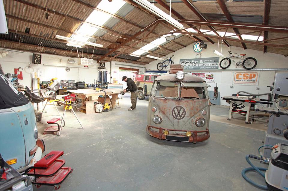 kustom life space workshop